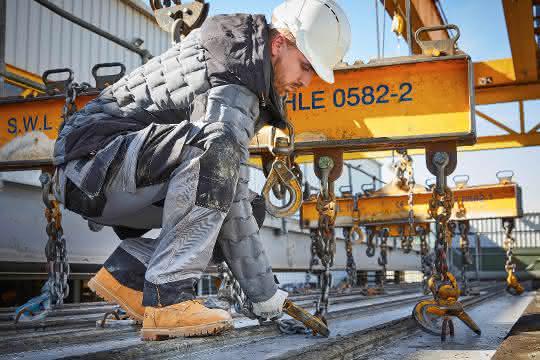 Workwear: Timberland launcht Arbeitskleidung für den europäischen Markt