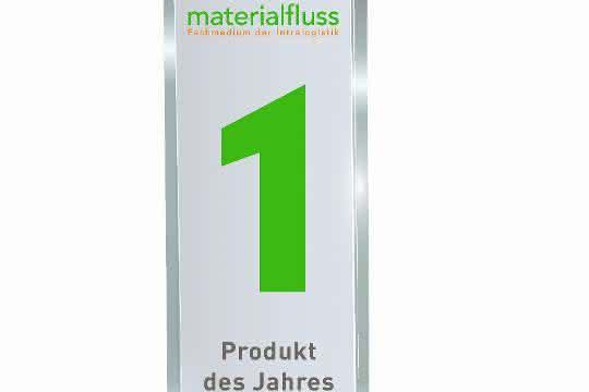 Produkt des Jahres: materialfluss sucht die Besten