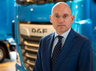 Willem van Sambeek neuer Chef von DAF Trucks Deutschland