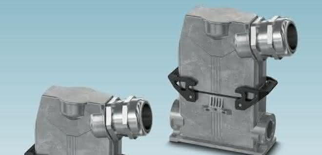 Steckverbinder-Serie Heavycon Standard B