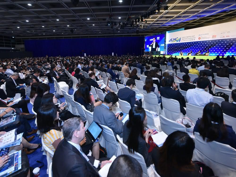 Logistik-Konferenz: Asian Logistics and Maritime Conference: Rund 2.000 Teilnehmer erwartet
