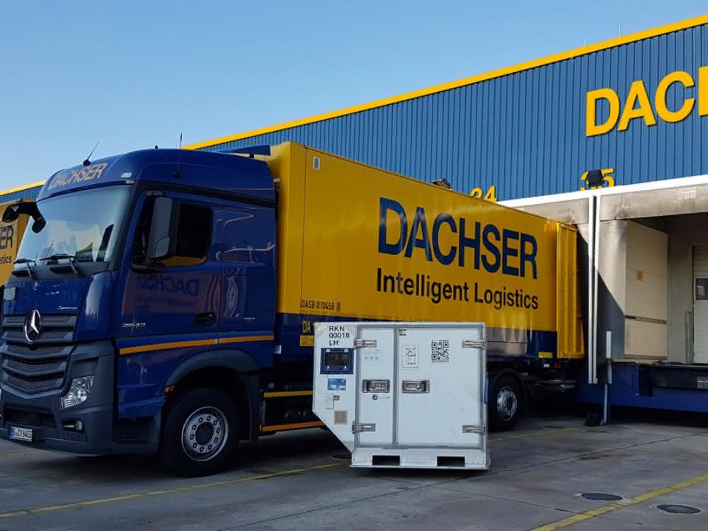 Zertifizierung: Dachser Air & Sea Logistics für weiteren Standort für Pharma zertifiziert