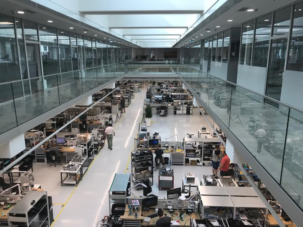 Warehouse-Management: Neubau für Industrie 4.0