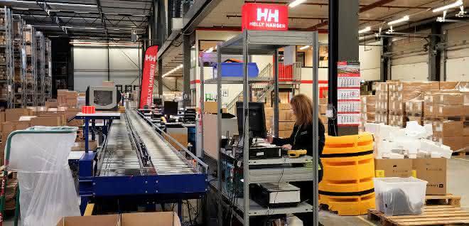 Neue Flotte: Helly Hansen wächst mit Unicarriers