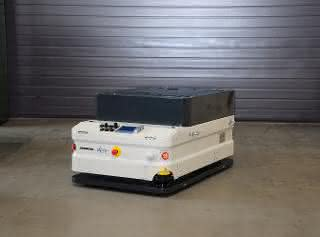 Transportfahrzeuge: FTF für die Maschinenverkettung