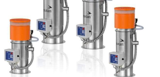 Fördergeräte für die Kunststoffverarbeitung