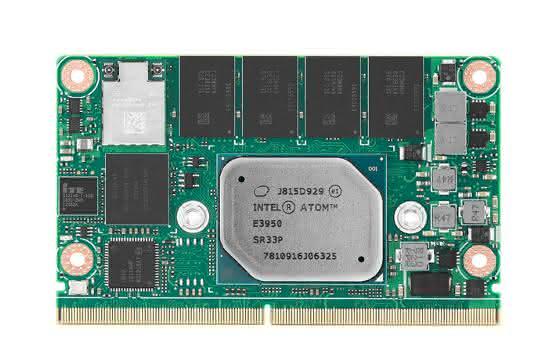 x86-basiertes SMARC-Modul