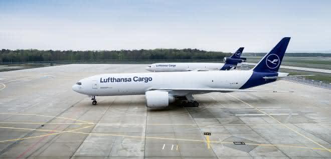 Luftfracht: Lufthansa Cargo beschleunigt Flottensanierung