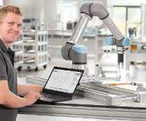 Software überarbeitet: Lineareinheiten auslegen und in Betrieb nehmen