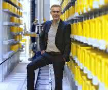 CEO geht: Klaus Tersteegen verlässt SSI Schäfer