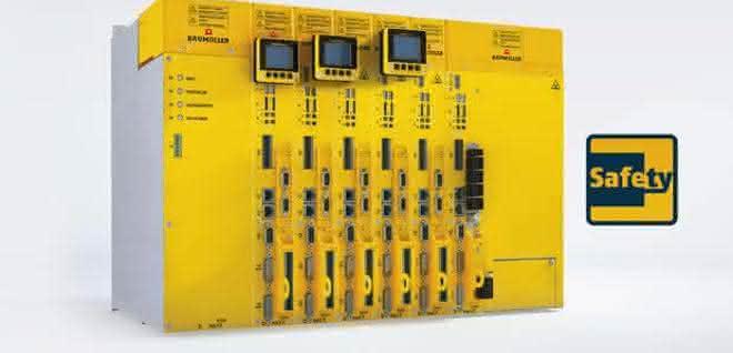 Frequenzumrichter-Baureihe