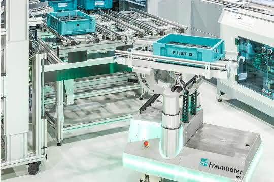 Fraunhofer-IPA-Mobiler-Roboter
