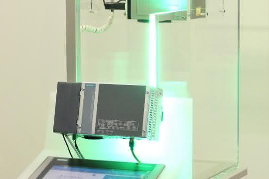 Kooperation für Maschinensteuerung: Integrierte Ansteuerung von industriellen Laseranlagen