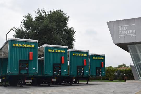 40 Sattelauflieger: Kässbohrer und Bils-Deroo starten neue Partnerschaft