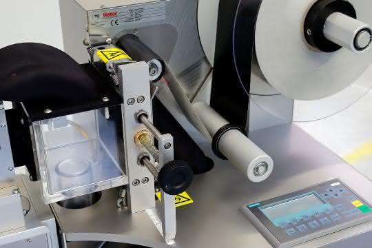 Komplett-Lösung: Laserfolienetiketten präzise kennzeichnen