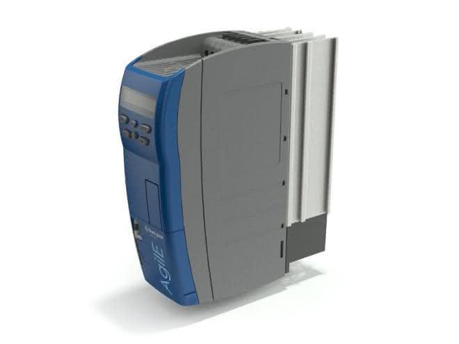 Antriebstechnik: Individualisierbarer Frequenzumrichter
