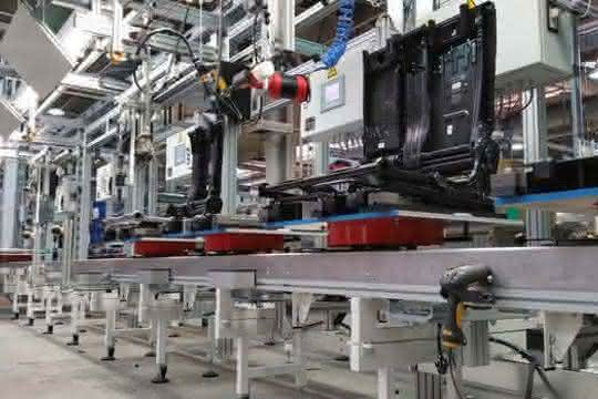 Produktionsanlagen von SME