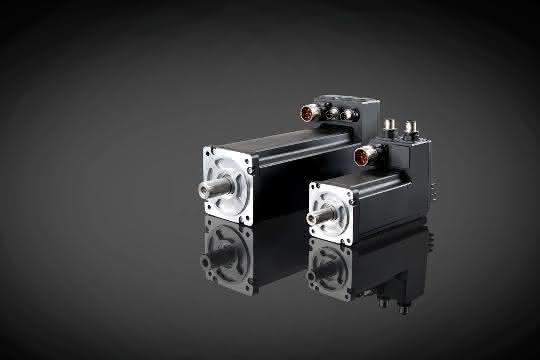 Servomotoren: Integrierte Antriebe für Roboter