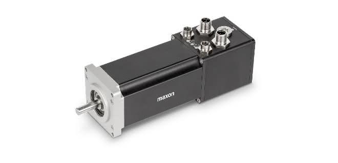 Antriebstechnik zur SPS: Kompaktantriebe mit Schlange