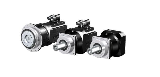 Servo-Getriebemotoren: Kein Adapter nötig