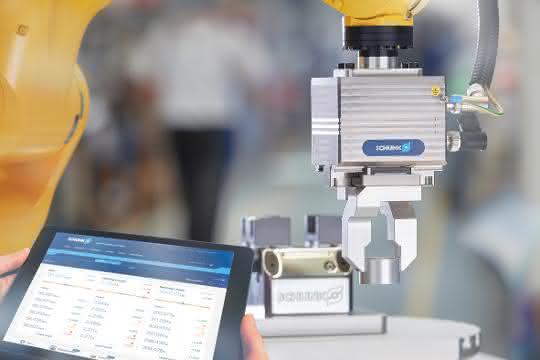 Handhabungstechnik: Digitalisierung des Greifens