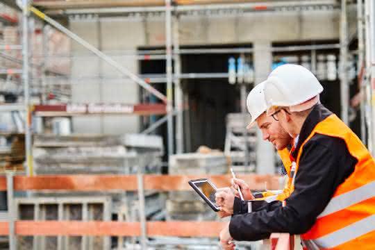 Digitalisierung: Aus der Cloud auf die Baustelle