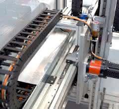 Modulare Linearachsen: Schwerlastachsen für Produktion und Logistik