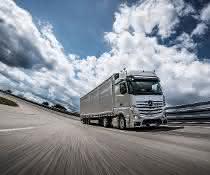Award verliehen: Der neue Actros wird Truck of the Year 2020