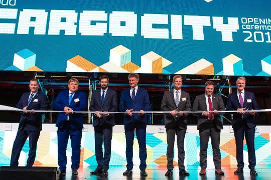 Luftfracht: Frachtdrehkreuz in Budapest eröffnet