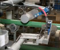 Beschriftung von Kunststoffrohren