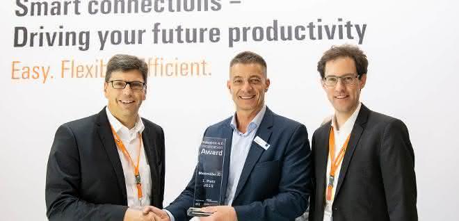 Industrie 4.0 Innovation Award für Weidmüller