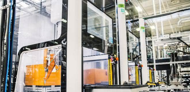 Autonome Fabrik