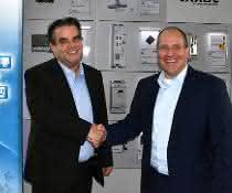Bernd Hantsche und Thilo Döring