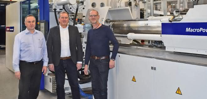 Rainer Strutzberg, Dieter Jackel, Lars Münkel