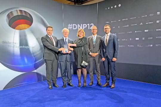 Vakuum-Spezialist überzeugt: Schmalz beim Deutschen Nachhaltigkeitspreis ausgezeichnet