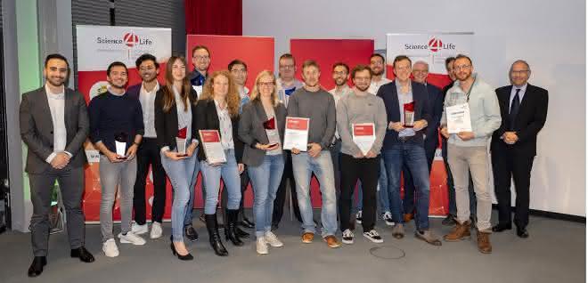 Businessplan-Wettbewerb Science4Life: Ideenprämierung 2020 mit allen Gewinnern