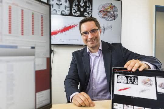 """""""Wir brauchen einen ernsthaften Diskurs über die richtige Nutzung dieser Daten"""", fordert Prof. Dr. Simon Eickhoff."""
