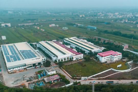15-Millionen-Investition: KION weiht Werk in Indien ein