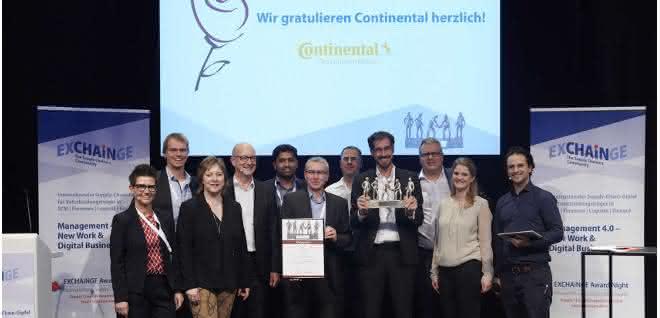 Continental erhält Award
