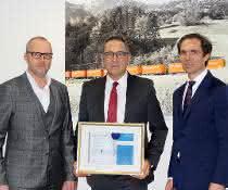 Rating: Gebrüder Weiss erhält Bestnote für Bonität