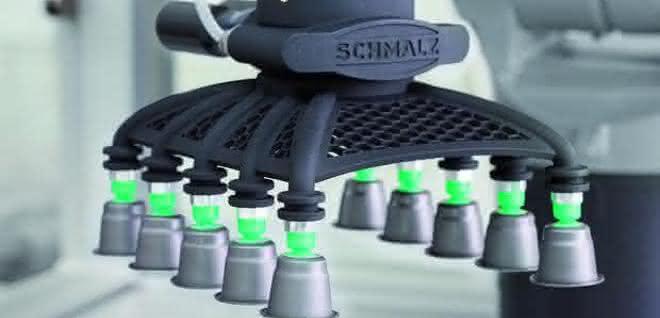 Leichtbaugreifer SLG für Leichtbauroboter