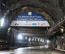 Infrastrukturprojekt: Brenner Basistunnel: Baufortschritt läuft nach Plan