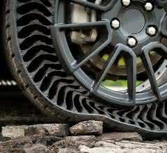 luftloser Reifen