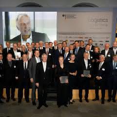 Logistics Hall of Fame: Glanzvolle Ehrung für Staake und Titzrath