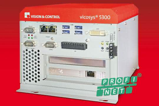Vision Control Profinet