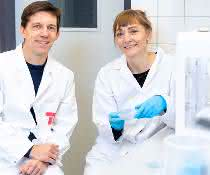 Prof. Dr. Jens Kurreck und Dr. Johanna Berg
