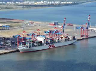 Container-Tiefwasserhafen: JadeWeserPort: Hafengebühren bleiben stabil