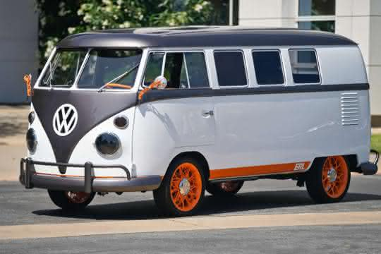 VW Bully Typ 2