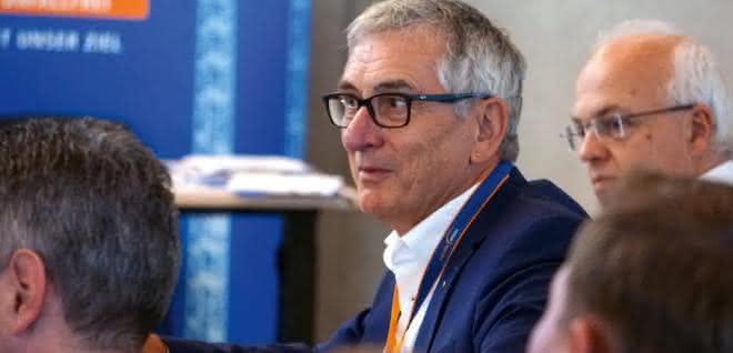 VDBUM-Präsident Peter Guttenberger