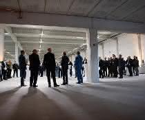 Einweihung des neuen Gebäudes in Büttelborn am 11. Dezember